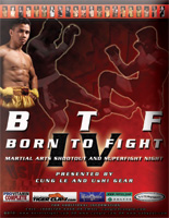 Born to Fight 4
