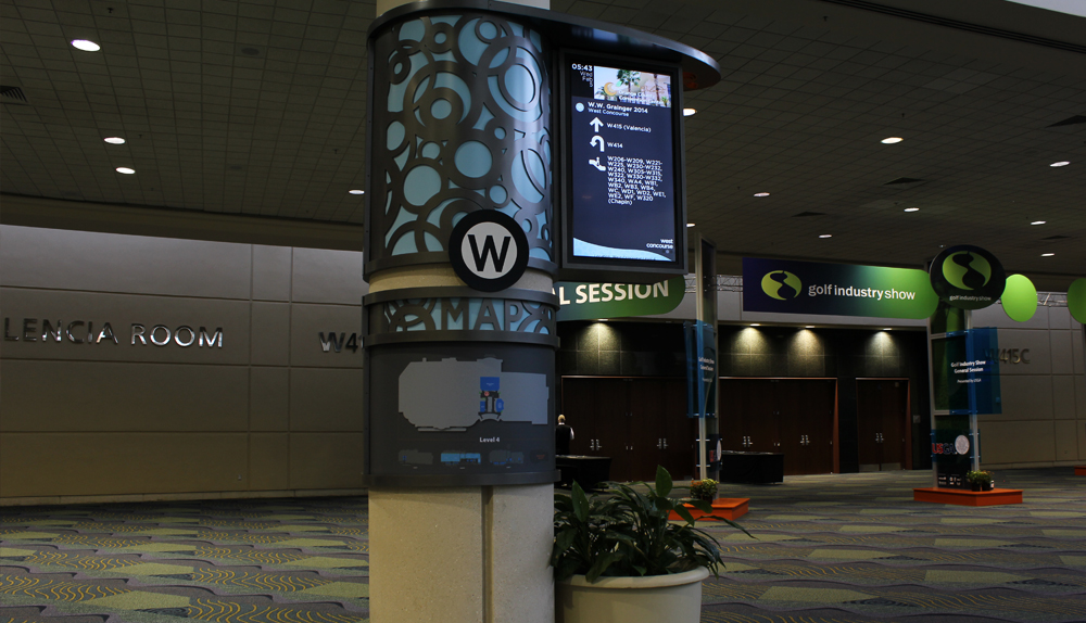 Directional Wayfinding Application