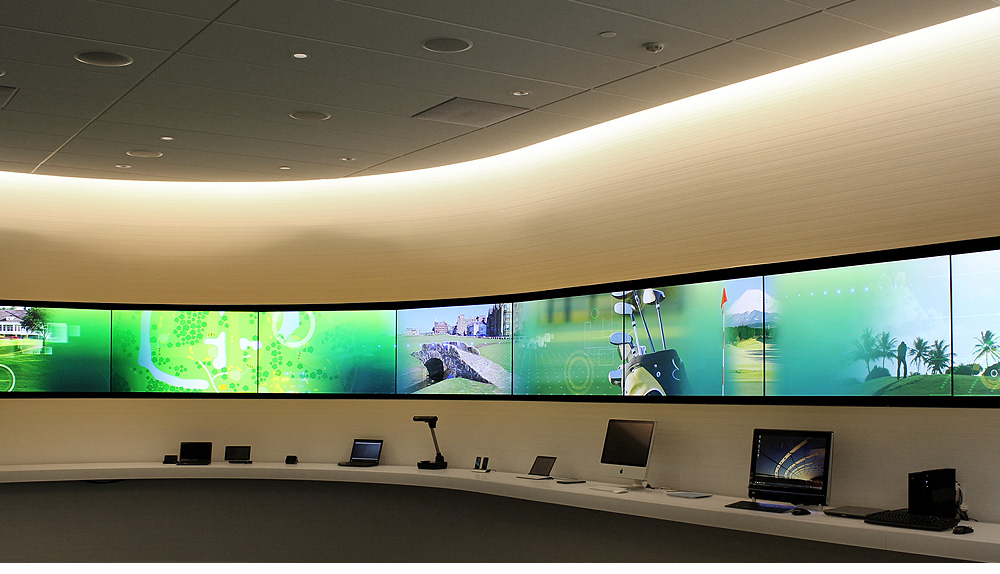 Video Wall Application
